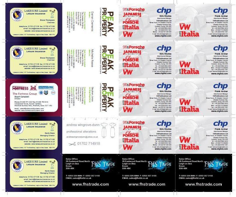 Need a business card?