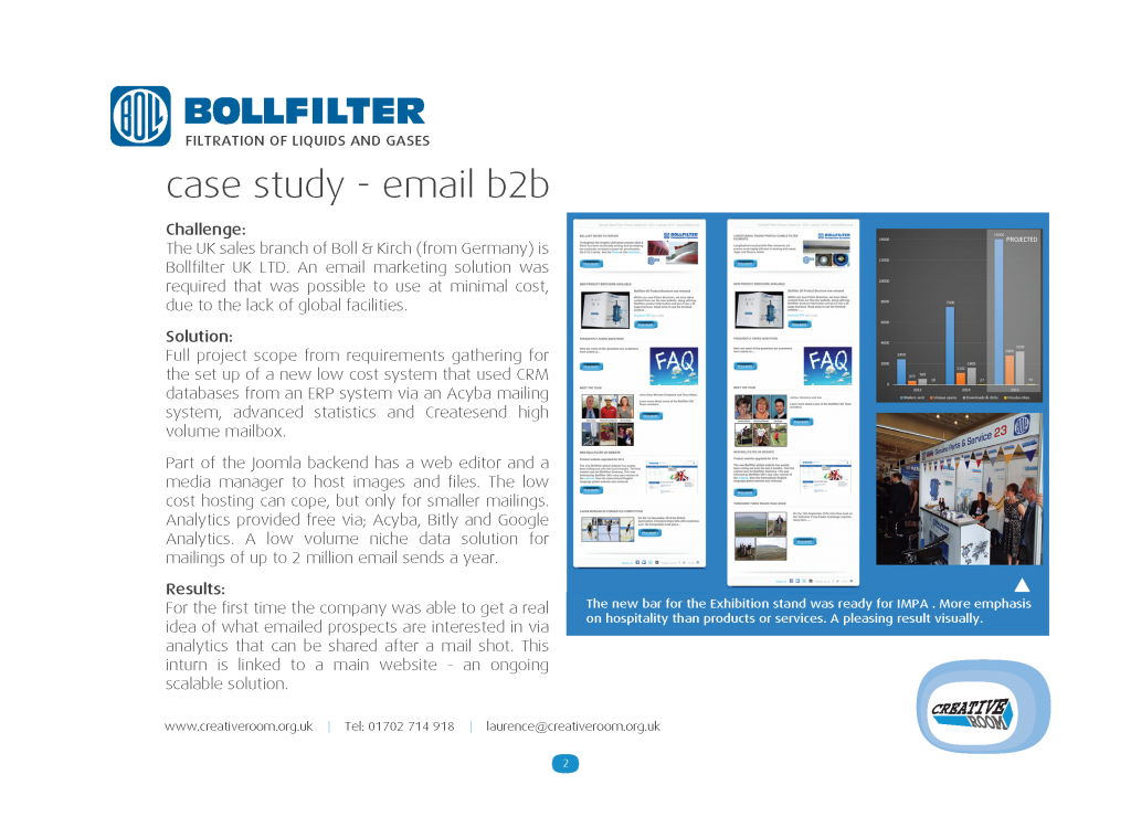 advertising marketing southend case study